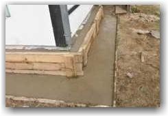 Укрепление фундамента загородного дома