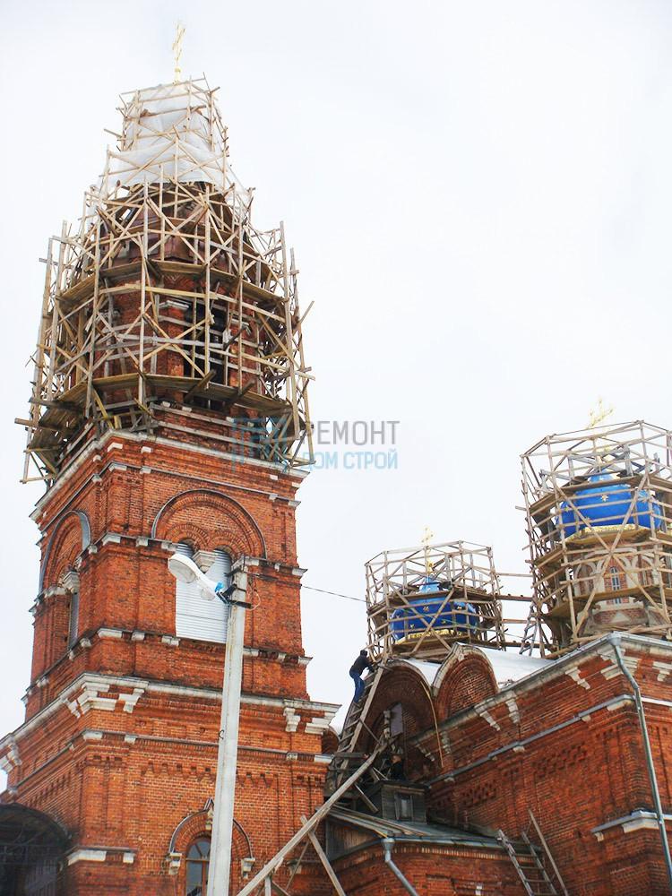 меньше отводит реставрация храмов и церквей вакансии расценки одном режимов